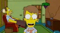Жизнь Гомера Симпсона смотреть видео прикол - 1:05