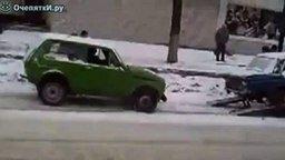Погрузка по-русски смотреть видео прикол - 2:40