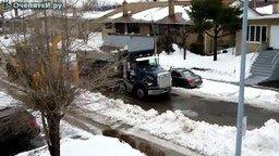 Смотреть Идеальная уборка снега