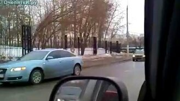 Смотреть Объезд пробок по-русски