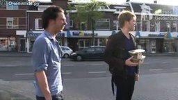 Голландский светофор смотреть видео прикол - 1:09