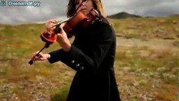 Смотреть Танец со скрипкой