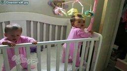 Вот что значит близнецы смотреть видео прикол - 0:22