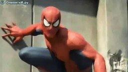Смотреть Спайдермен и Железный человек