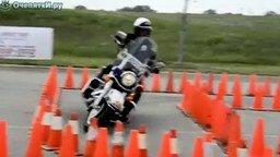 В единстве с мотоциклом