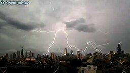 Смотреть Замедленная молния