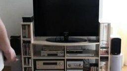 Краш-тест телевизора смотреть видео прикол - 0:31