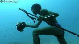 Смотреть Подводный охотник