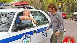 Месть деда полицейскому смотреть видео прикол - 1:34