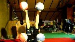 Искусная спортсменка смотреть видео - 1:46