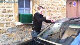 Гений взлома авто смотреть видео прикол - 1:03