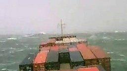Перевозка груза в шторм смотреть видео - 2:26