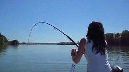 Смотреть Истинная рыбачка